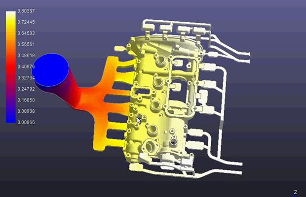 Stampaggio CAD e CAM