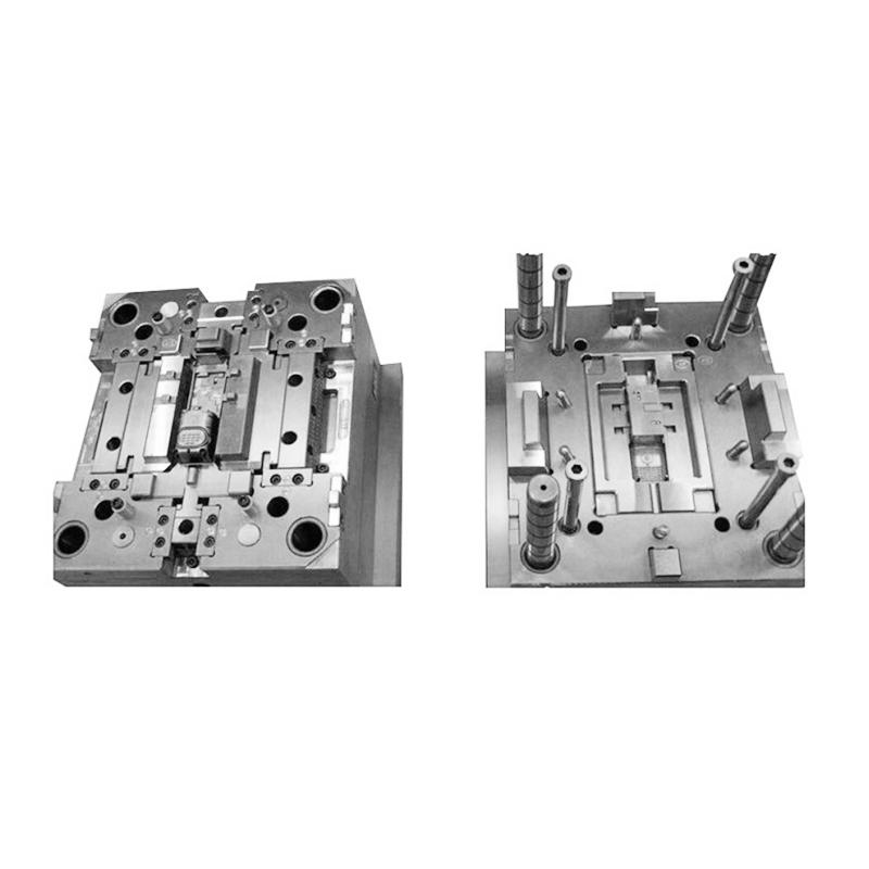Stampi in alluminio per stampaggio a iniezione di materie plastiche