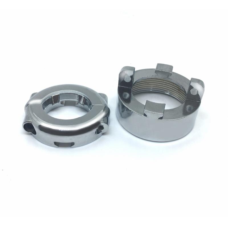Fundición a presión de zinc para piezas de automoción