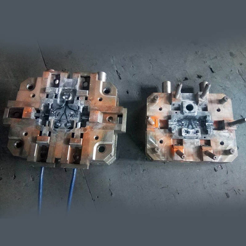 Diseño de moldes de fundición a presión de aluminio, fabricación