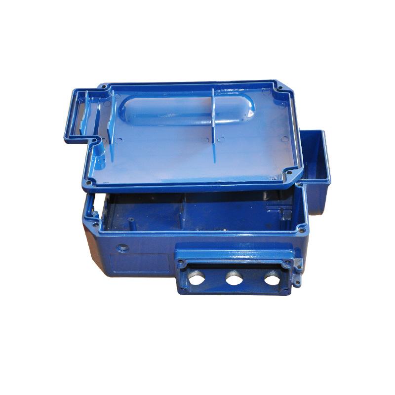 Pressofusioni di alluminio per parti di telecomunicazione